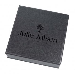 Julie Julsen® JJRG10389.2 Damen Ring Blatt Sterling-Silber 925 Rose - Vorschau 4