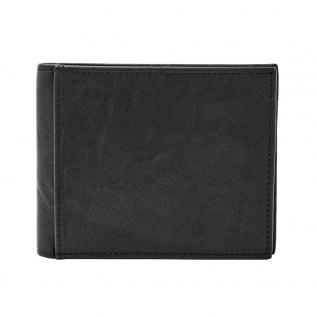 Fossil Geldbörse IMGRAM bifold RFID Schwarz ML3781-001 Geldbeutel - Vorschau 1
