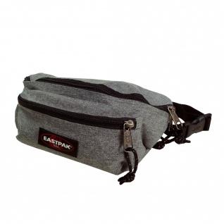 Eastpak Doggy Bag 3.0 L Grau Damen Bauchtasche Gürteltasche EK073-363