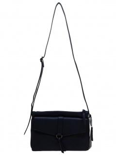 Esprit Damen Handtasche Tasche Schultertasche Kara shoulderbag Blau
