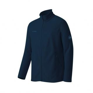 Mammut Jacke Herren Yadkin ML Jacket Men Blau Fleecejacke Freizeit M