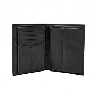Fossil Geldbörse IMGRAM Intl RFID Schwarz ML3780-001 Herren Geldbeutel - Vorschau 3