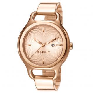 Esprit ES107932003 fayne rosegold Uhr Damenuhr Edelstahl Datum rose