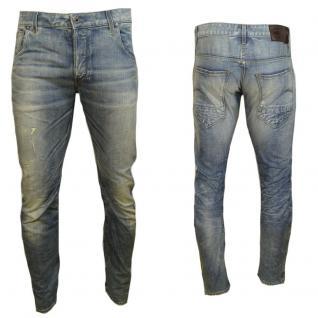 G-Star Herren Hose Jeans ARC 3D Slim Blau Gr. 33W / 34L