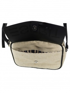 Esprit Damen Handtasche Tasche Dahlia shoulderbag Schwarz 040EA1O320 - Vorschau 3