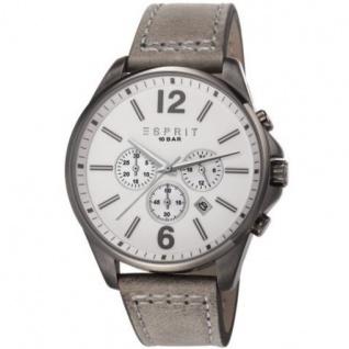 Esprit ES106921004 tallac chrono white Herrenuhr Chrono Datum grau