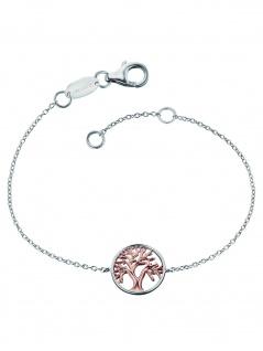 Engelsrufer ERB-LILTREE-BICOR Damen Armband Sterling-Silber 925