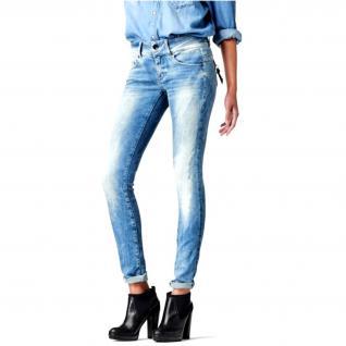 G-Star Damen Jeans Hose MIDGE CODY Mid Skinny Blau Gr. 27W / 34L