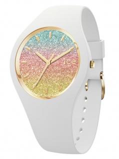 Ice-Watch 016901 Ice-Lo Malibu Uhr Damenuhr Kautschuk Weiß