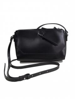 Esprit Damen Handtasche Tasche Schultertasche Camino S Schwarz