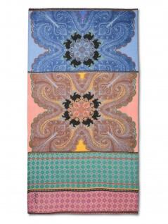 Desigual Damen Schal Stola BRUNELLA Polyester 194cm Rosa 18WAWW07-3146 - Vorschau 1