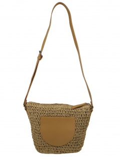 Esprit Damen Handtasche Tasche Devon Shoulderbag Beige 040EA1O304-230