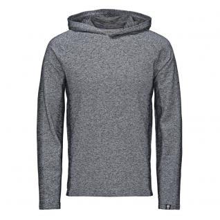 Jack & Jones Herren Pullover Kapuze CARLOS Sweat Hood Blau Gr. XL
