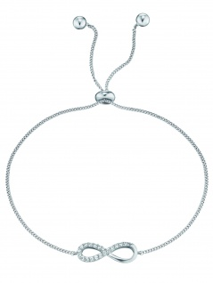Engelsrufer ERB-LILINFINITY-ZI Damen Armband Sterling-Silber 925