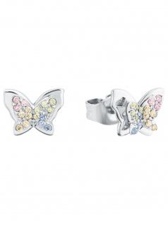 Prinzessin Lillifee 2027901 Mädchen Ohrstecker Schmetterling Silber