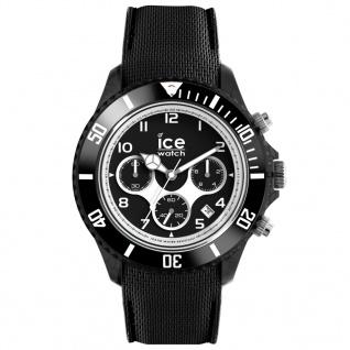 Ice-Watch 014216 ICE dune black Large CH Uhr Datum Schwarz