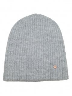 Esprit Damen Mütze Beanie Soft Knit Beanie OneSize Grau 119EA1P001-030