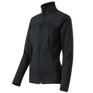 Mammut Softshell Jacke Damen 1010-13480-0121 Blask Jacket Grau Gr. S