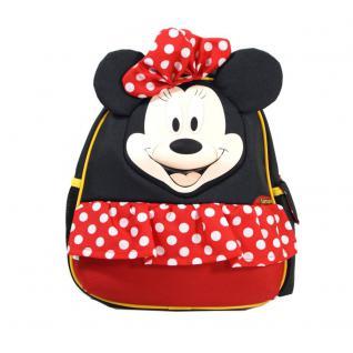 Samsonite Disney Ultimate Backpack S Minnie Schwarz Rucksack Kinder
