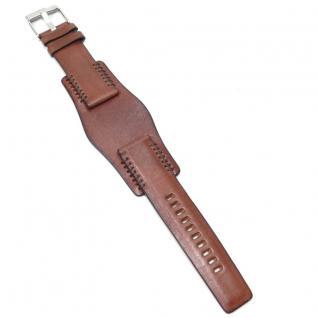 Fossil Uhrband LB-JR1026 Original Lederband JR 1026