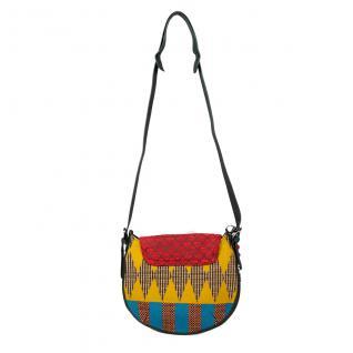 Desigual Bols Genova Togo Rot Blau 17WAXPNR Handtasche Tasche - Vorschau 4