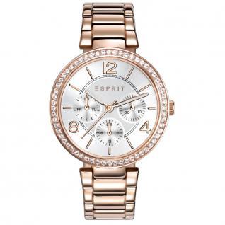 Esprit ES108982003 esprit-tp10898 rosé gold Uhr Damenuhr Datum rosé