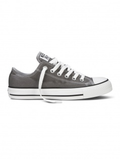Converse Herren Schuhe CT All Star Ox Grau Leinen Sneakers 46 EU