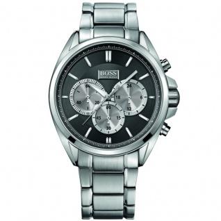 Hugo Boss 1512883 Chronograph Uhr Herrenuhr Edelstahl Chrono
