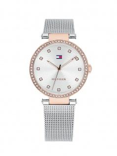 Tommy Hilfiger 1781863 LYNN Uhr Damenuhr Edelstahl Silber