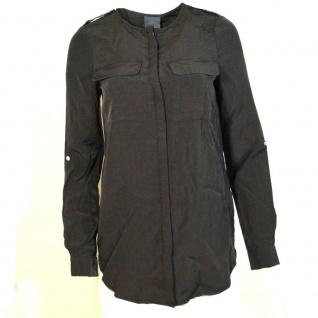 Vero Moda Damenbluse Bluse Langarm COBRA LS Shirt Schwarz Gr. S