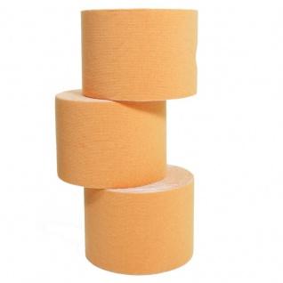 2 Rollen Kinesiologie-Tape 5 m x 5, 0 cm hautfarben (EUR 0, 899 / m) - Vorschau