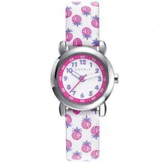Esprit ES906494007 ESPRIT-TP90649 WHITE PINEAPPLE Uhr Mädchen Weiß