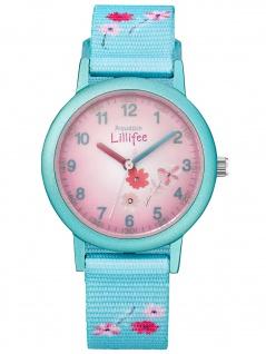 Prinzessin Lillifee 2031757 Blume Uhr Mädchen Kinderuhr Stoffband