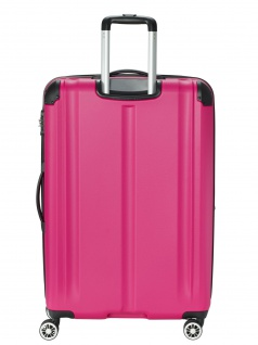 Travelite Trolley CITY L Hartschalenkoffer Koffer 124L Pink 73049-17 - Vorschau 4