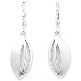 Basic Silber 02.1133 Damen Ohrringe Silber