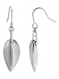 Esprit ESER00242100 Damen Ohrringe Foliole Edelstahl Silber