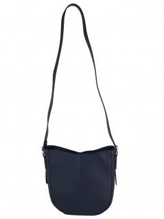 Esprit Damen Handtasche Tasche Schultertasche Colby M Shoulderbag Blau