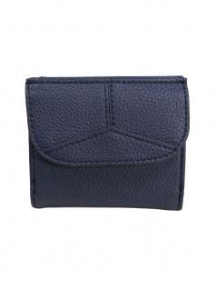 Esprit Damen Geldbörse Geldbeutel Portemonnaies Colby S wallet Blau