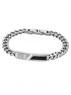 LOTUS LS2058-2/1 Herren Armband Edelstahl Silber 22 cm