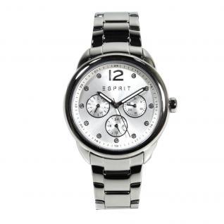 Esprit ESPRIT-TP10810 SILVER Uhr Damenuhr Edelstahl silber