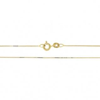 Basic Gold GV401-42 Damen Kette 14 Karat (585) Gelbgold Gold 42 cm