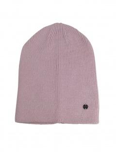 Esprit Damen Hüte Mütze Glimmer Beanie OneSize Rosa 118EA1P004-550
