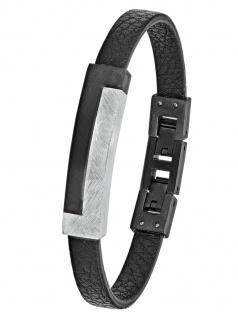 s.Oliver 2024241 Herren Armband Edelstahl Silber 21, 5 cm