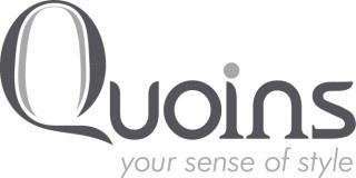 Quoins Damen Ring By Q Exclusive rose/dunkelgrau 58 (18.5) - Vorschau 3
