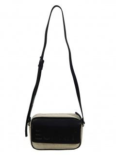 Esprit Damen Handtasche Tasche Dahlia shoulderbag Schwarz 040EA1O320