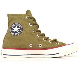Converse Damen Schuhe CT Hi Grün 144632C Sneakers Gr. 36