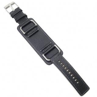 Fossil Uhrband LB-JR1196 Original JR 1196 Lederband 24 mm