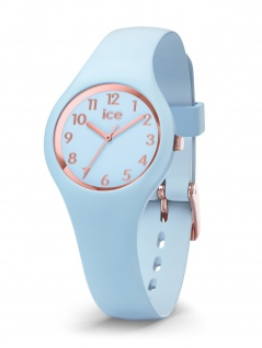 Ice-Watch 015345 ICE glam pastel Lotus numbers extra small 3H Uhr Blau