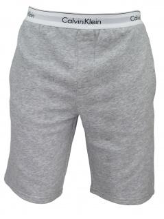 Calvin Klein Herren Jogginghose Short Gr. S Grau NM1358E-080