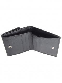 Esprit Damen Geldbörse Classic small wallet Leder Schwarz - Vorschau 3